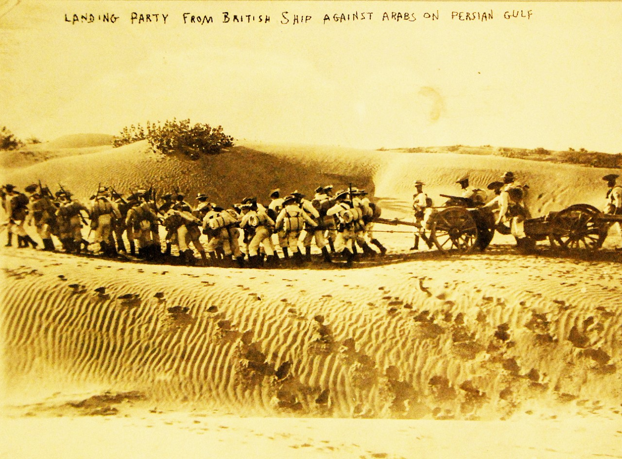 LC-Lot-11177-9: WWI: Places: Middle East: Persian Gulf