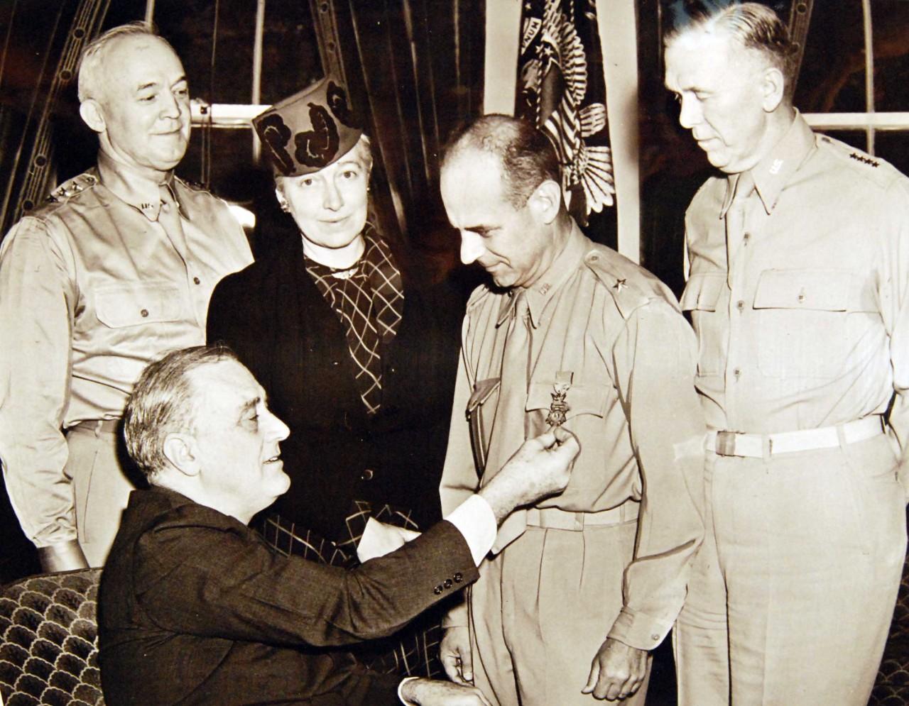 208-PU-52-LL-12: Brigadier General James H  Doolittle, USAAF