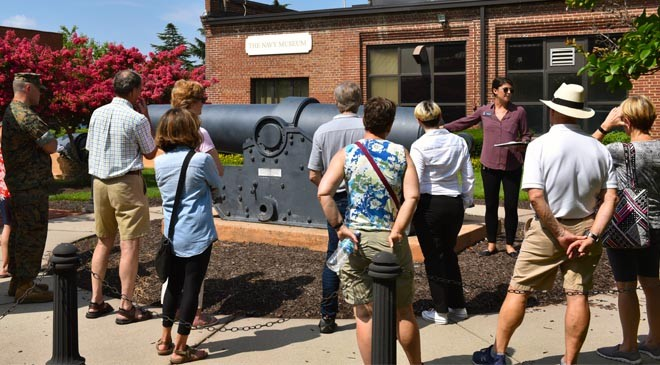 Complimentary guided tours are offered year-round for groups and individuals. Tours can be tailored to your interest.