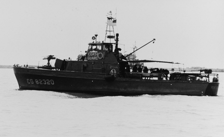 July 1965: First U.S. Coast Guard cutters are deployed to Vietnam to augment the Navy's Operation Market Time.