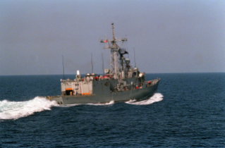 USS Nicholas (FFG 47) led a distributed, lethal attack on enemy troops 24 years ago this month. Check out our blog on this amazing story!