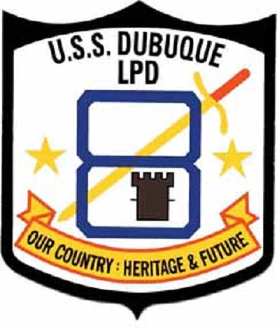 Dubuque II (LPD-8)