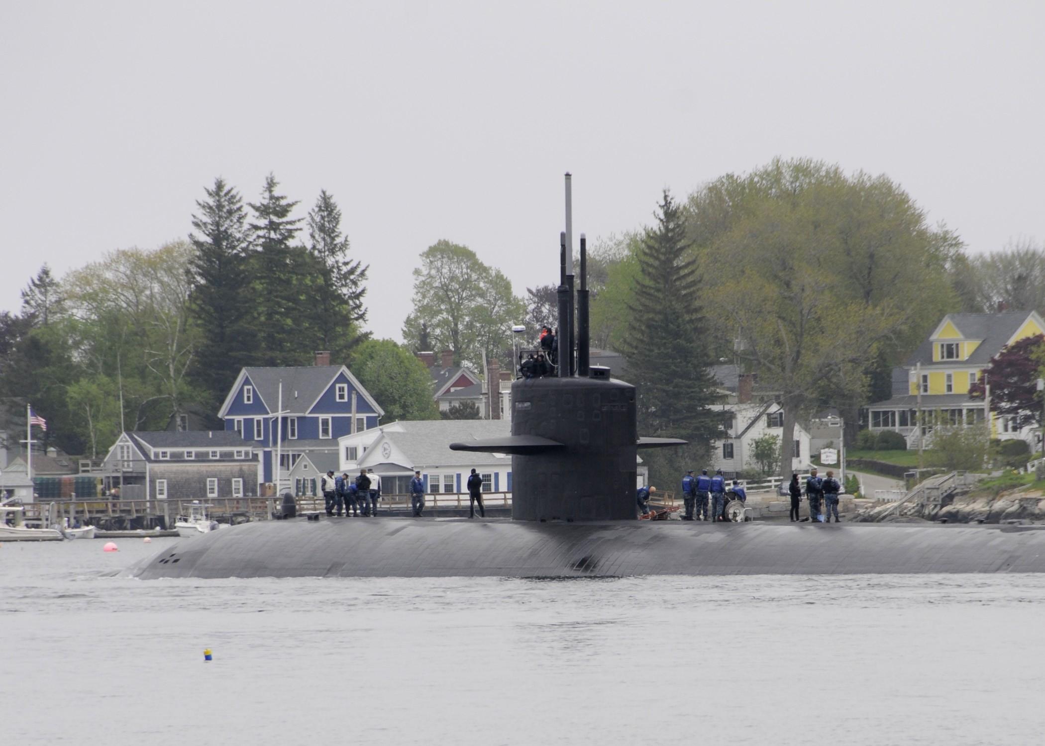 Helena IV (SSN-725)