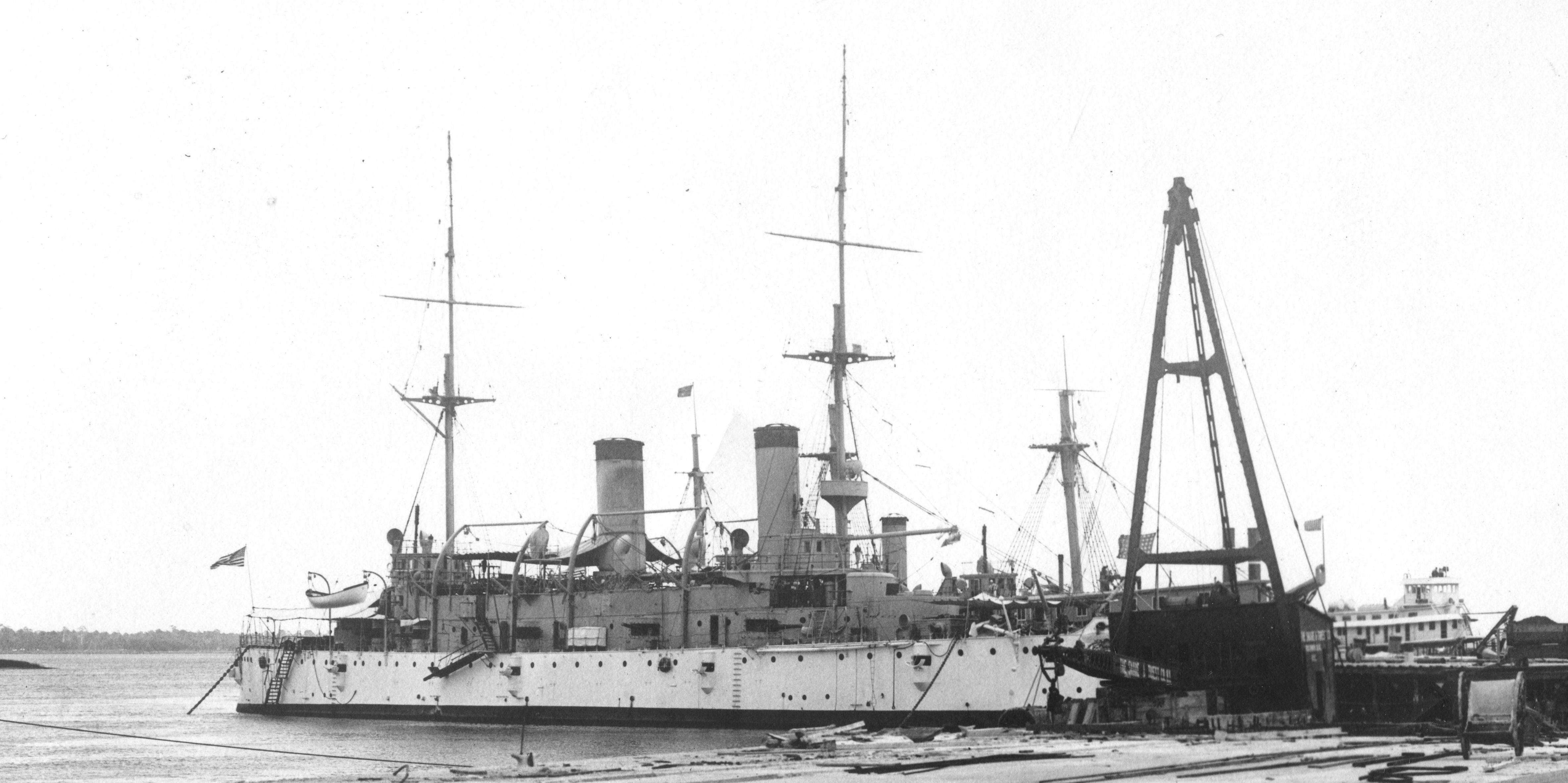 Olympia (Cruiser No  6)