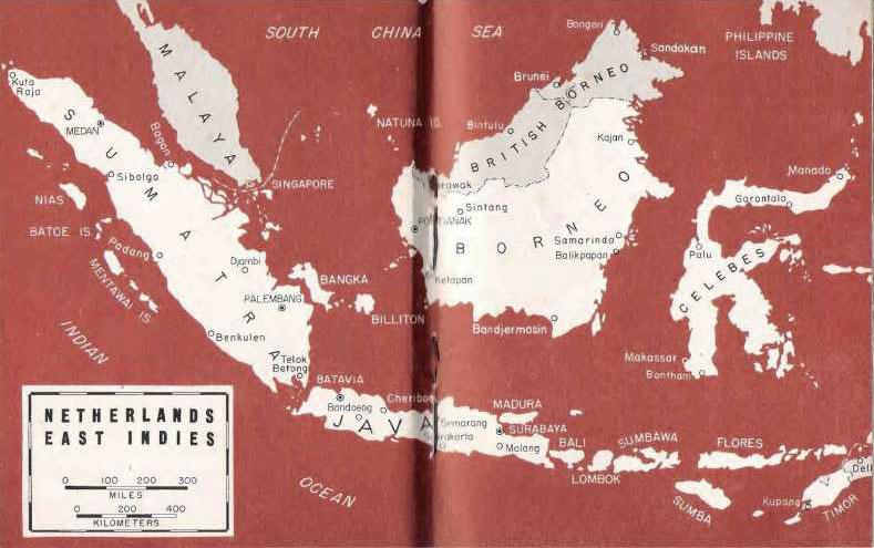 Pocket Guide To Netherlands East Indies