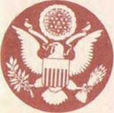 Seal of War and Navy departments.