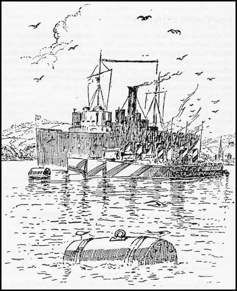 Baylys Navy