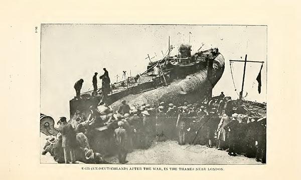 German Submarine Activities On The Atlantic Coast