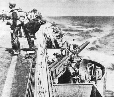 Battle Of The Coral Sea Combat Narrative