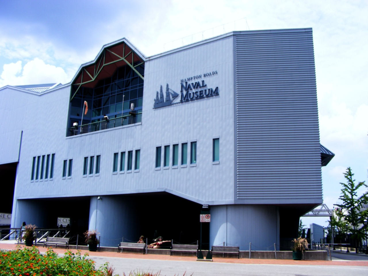 Exterior HRNM 2014 (New Image for Plan Your Visit)