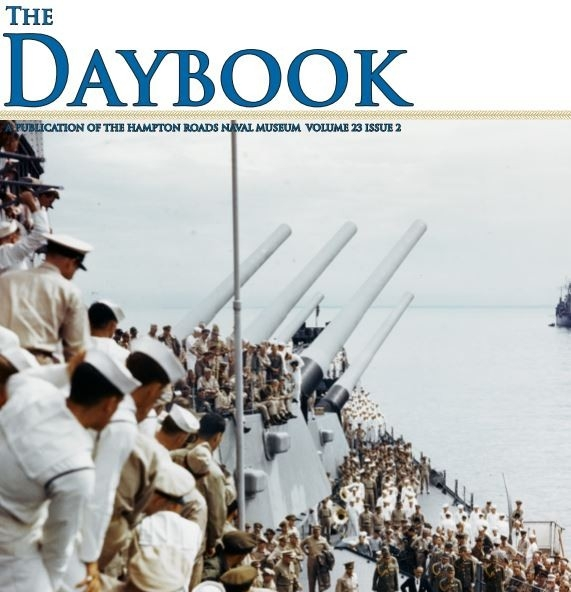 Browse the Daybook archives