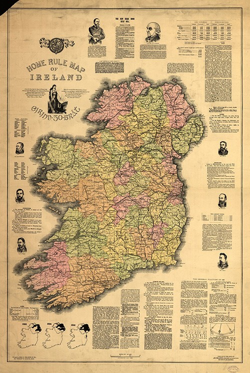 G5781.F71.1893.B3.TIL:  Map of Ireland, circa 1893.  Courtesy of the Library of Congress.  Geography and Map Division.