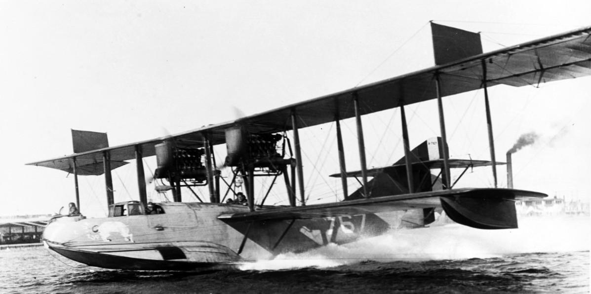 WWI: Aircraft: Curtiss H-12