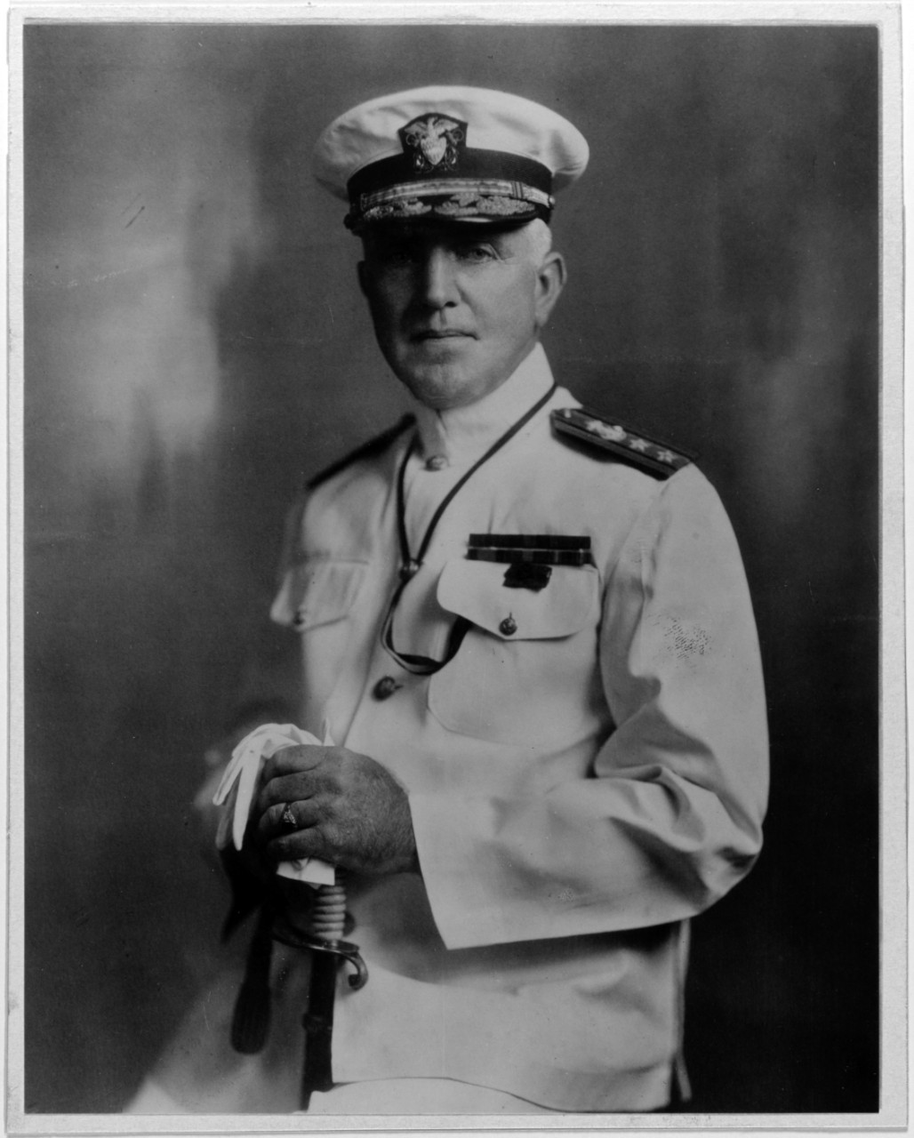 Photo #: NH 51638  Rear Admiral Harley H. Christy, USN