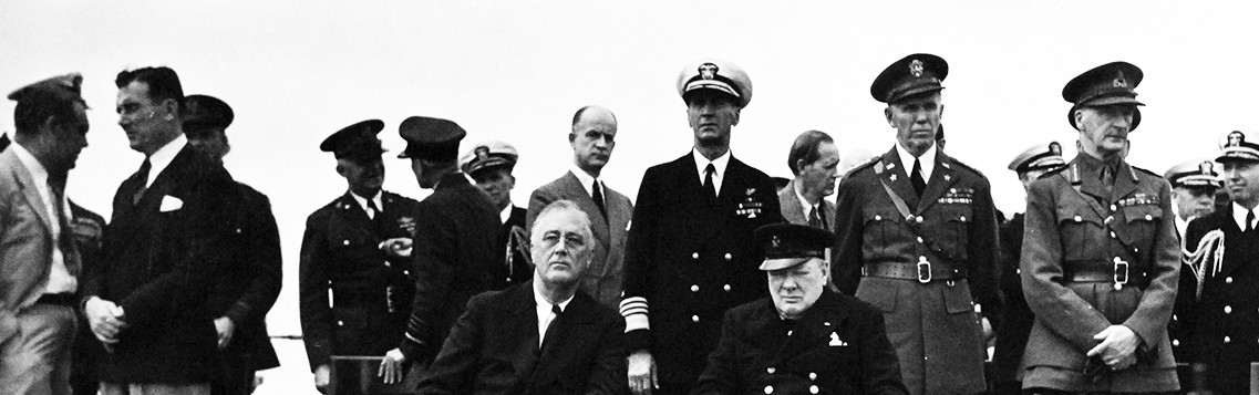 NMUSN_WWII_Conferences_Atlantic_Charter_80_G_26848