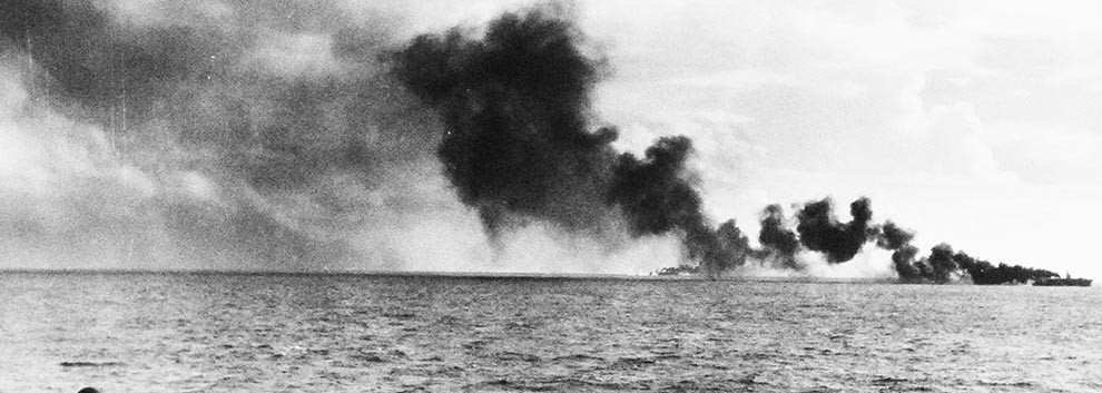 WWII: Chronological Lists of Pacific Naval Battles and Land