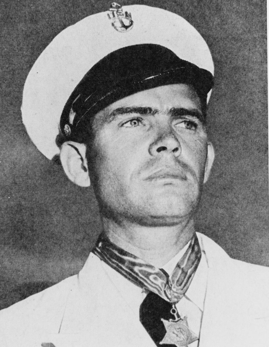 Chief Aviation Ordnanceman John William Finn, USN
