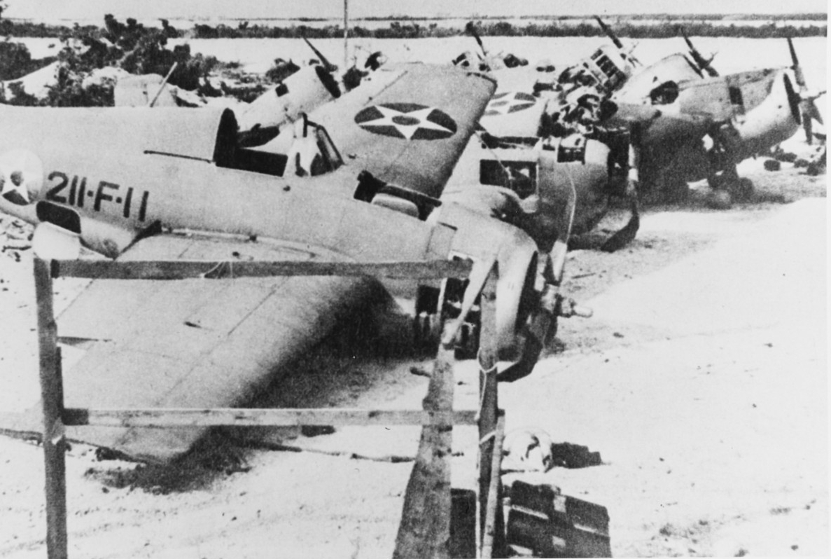 Loss of Wake Island, December 1941