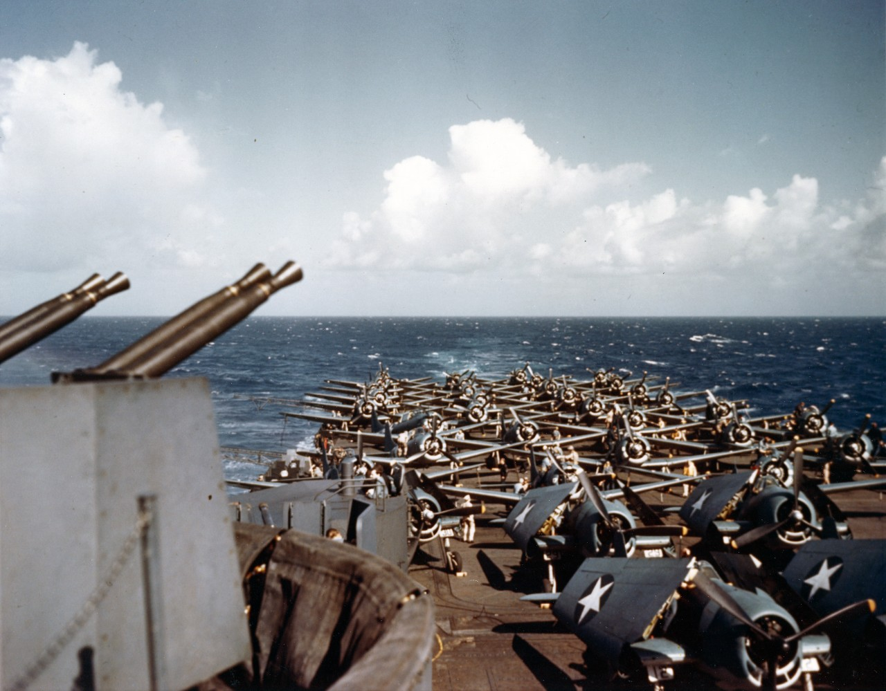 Photo #: 80-G-K-698 USS Essex (CV-9)