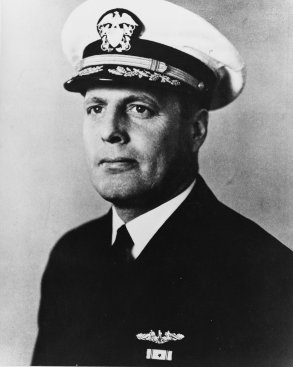 Photo #: NH 51733  Captain John P. Cromwell, USN