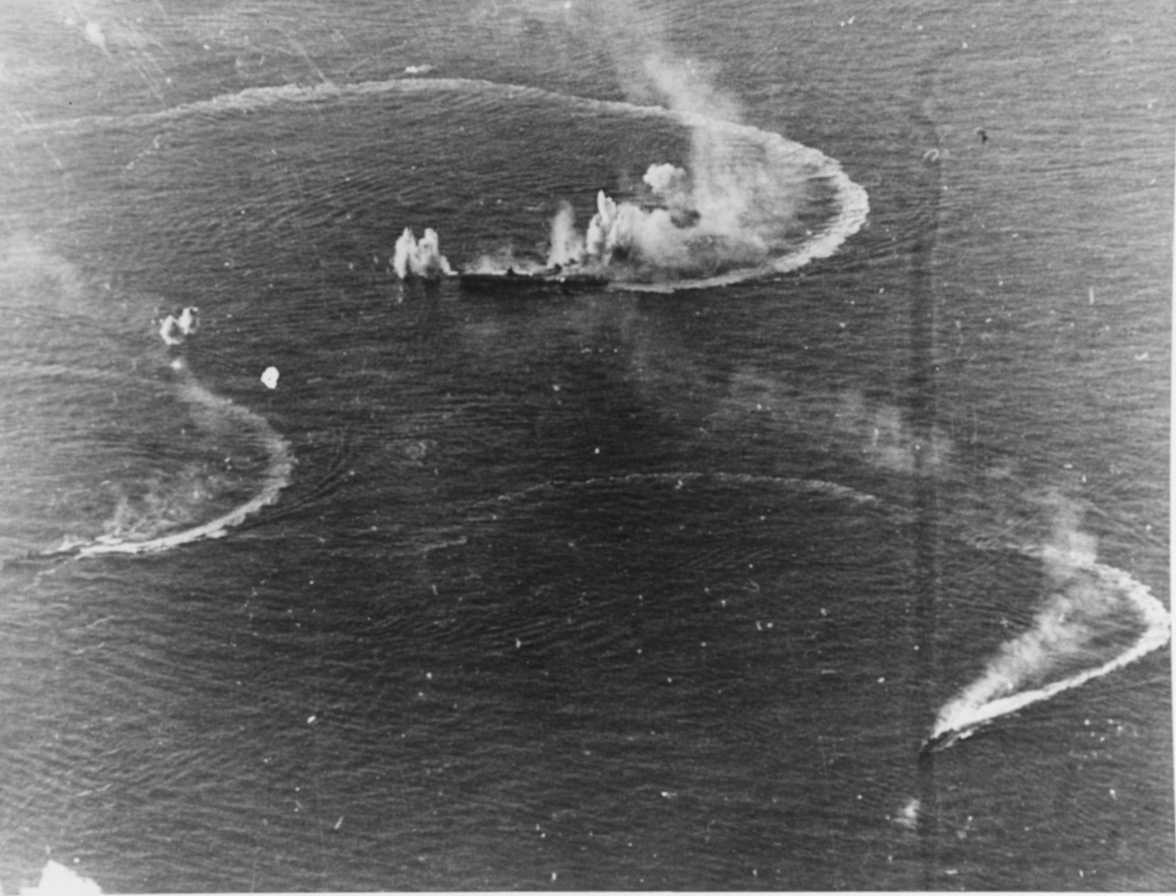 Photo #: 80-G-238025  Battle of the Philippine Sea, June 1944