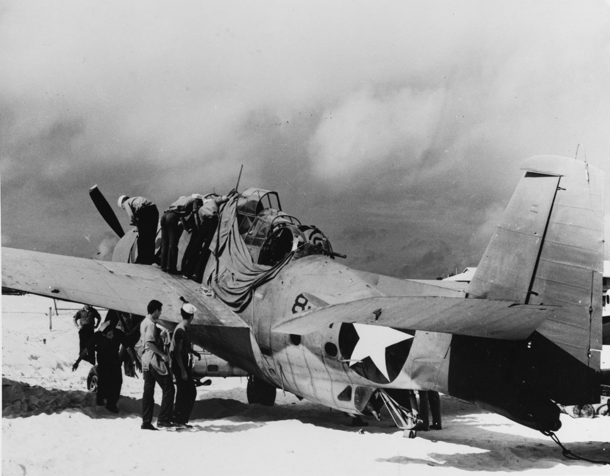 Photo #: 80-G-17063  Battle of Midway, June 1942