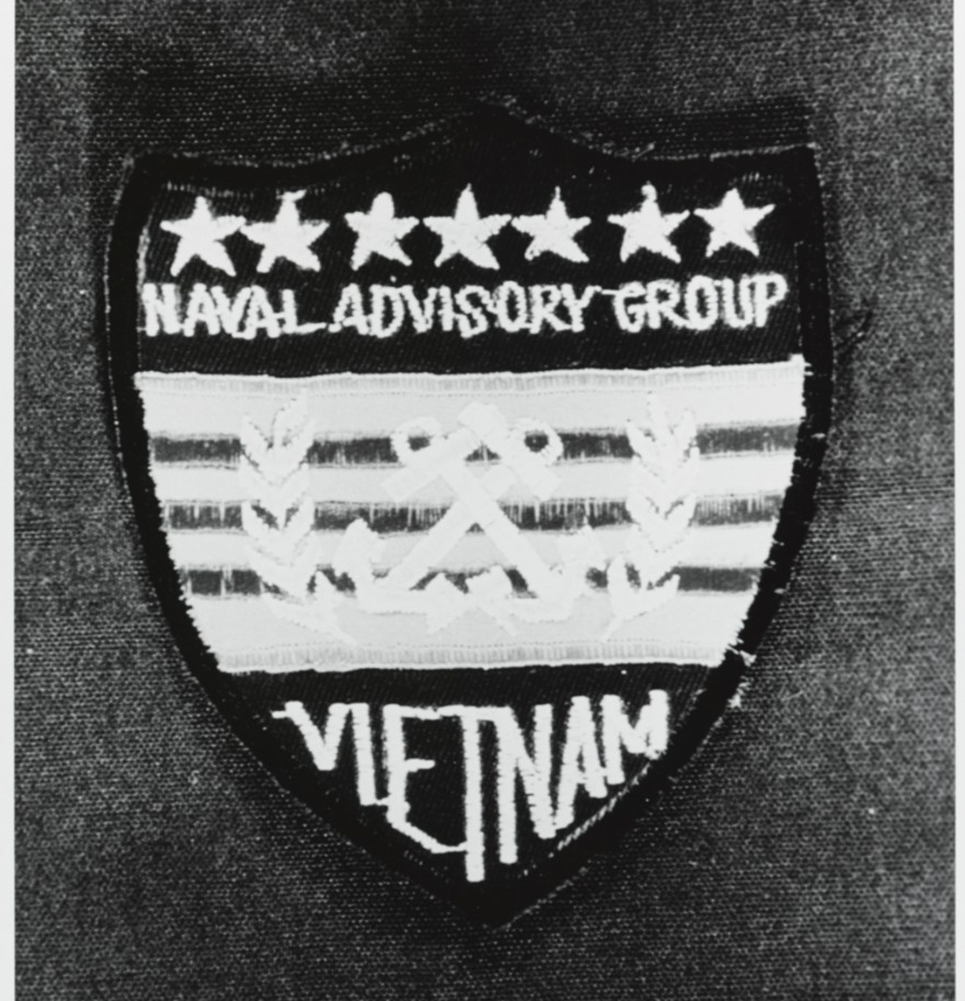 Insignia: U.S. Naval advisory group