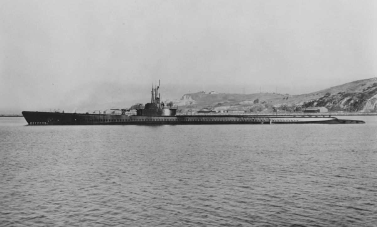 Photo #: NH 42273  USS Tang (SS-306)