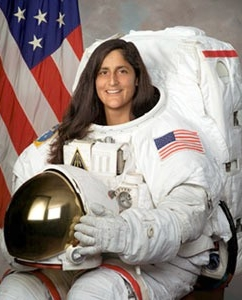 Astronaut Sunita L. Williams