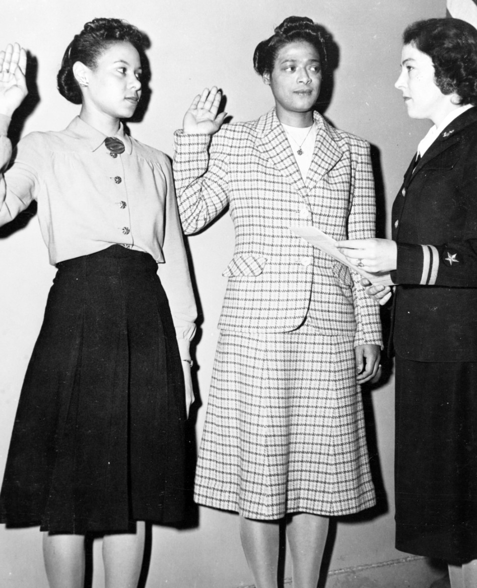 Frances Wills Harriet and Ida Pickens