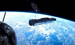 The Gemini 10 Agena Target Docking Vehicle