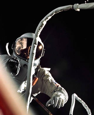 Gemini 9 Spacewalk