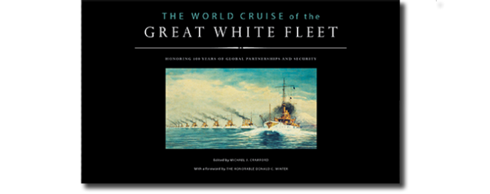 The World Cruise of the Great White Fleet cover image