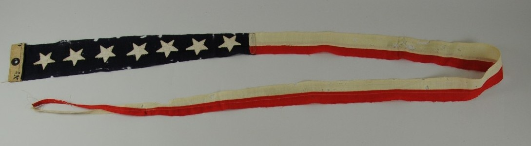 Commissioning Pennant, Georgia (BB-15), 1904
