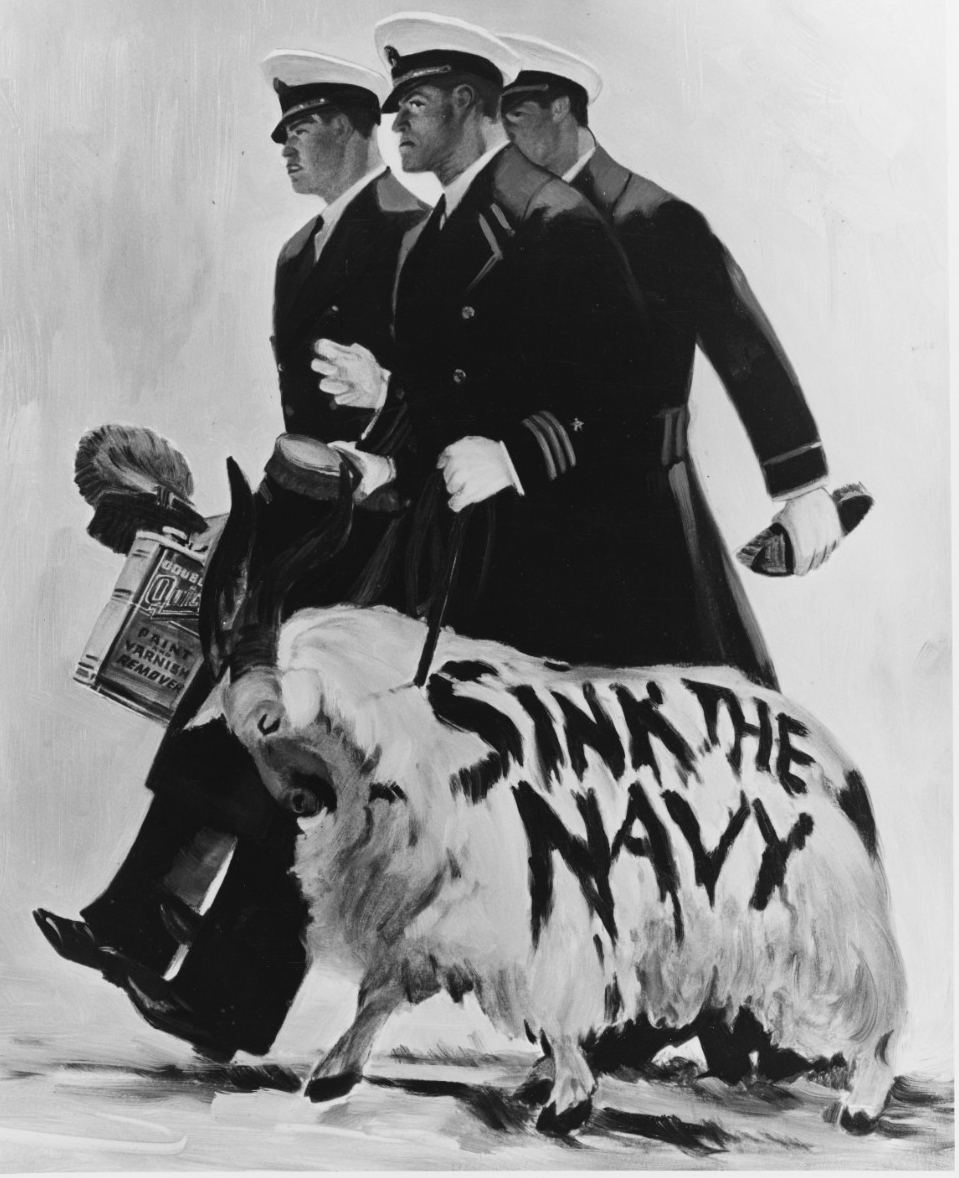 Sink the Navy