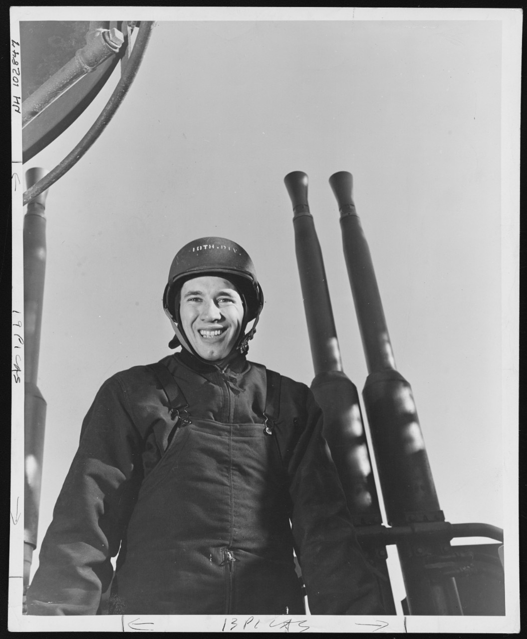 "Photo #: NH 102847  Chief Specialist Robert William (""Bob"") Feller"