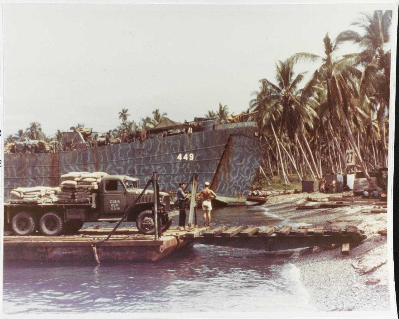 Bougainville Operation, 1943-1944