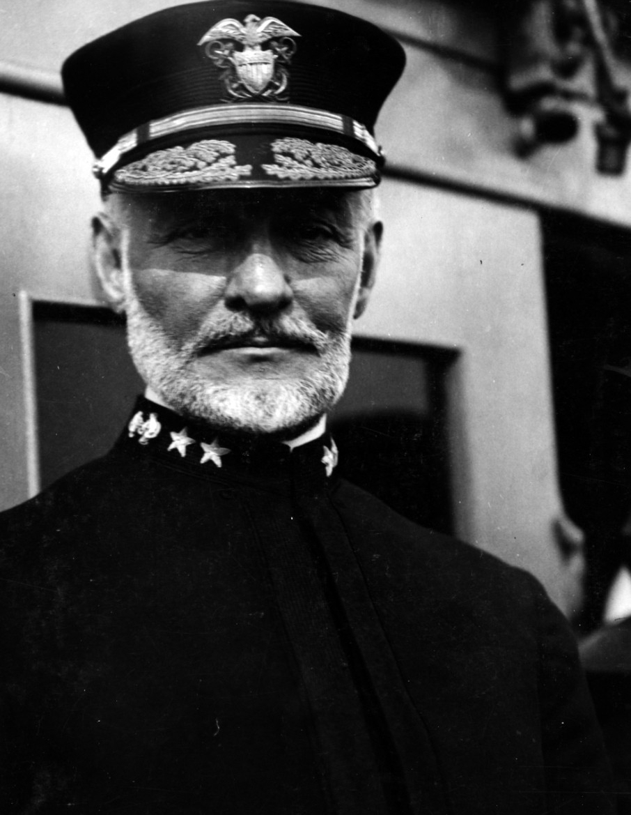 Rear Admiral William S. Sims, USN