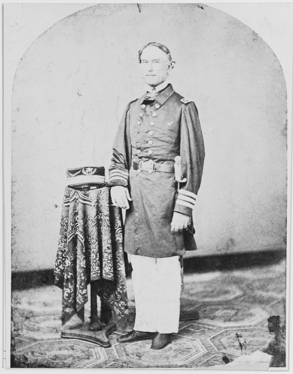Captain David G. Farragut, USN