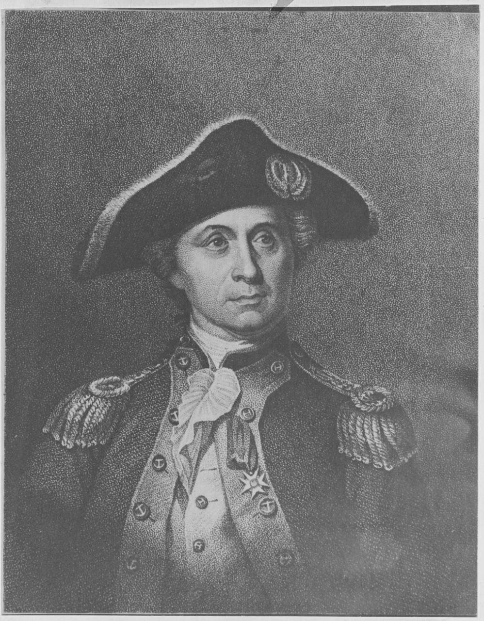 Captain John Paul Jones, USN