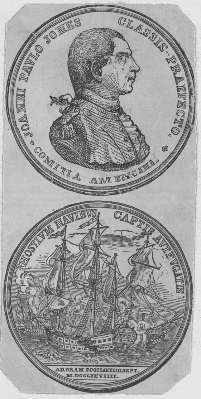 Seal of John Paul Jones