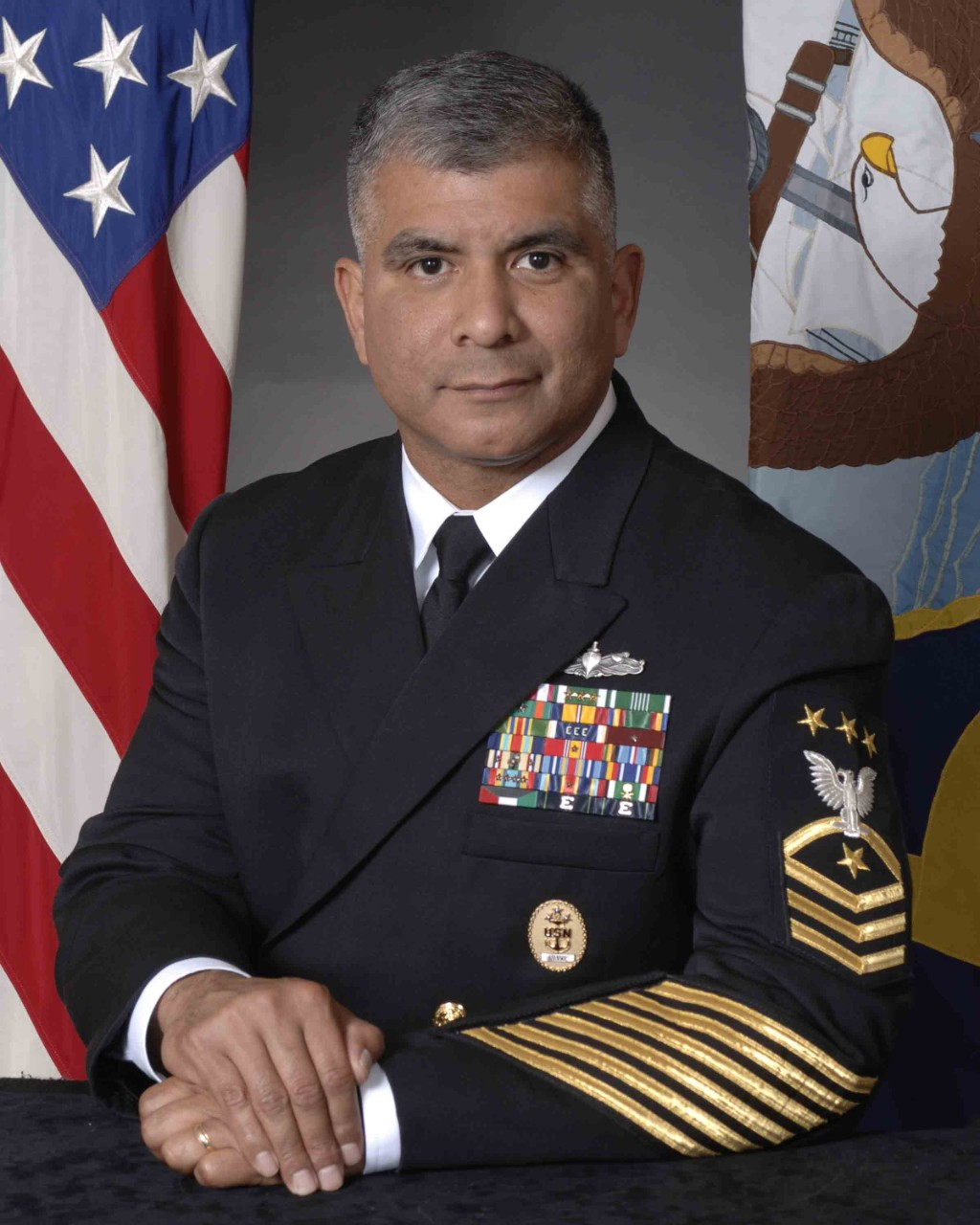 MCPON Joe Campa thumbnail