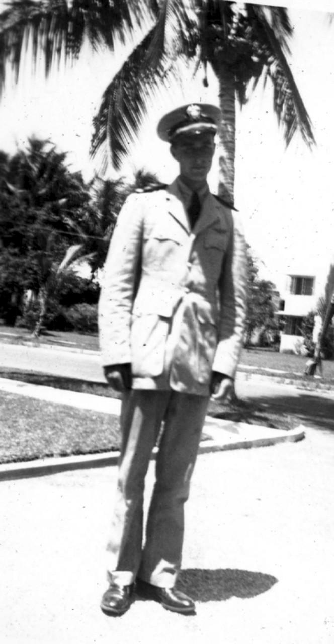 Lieutenant George H W Bush Usnr