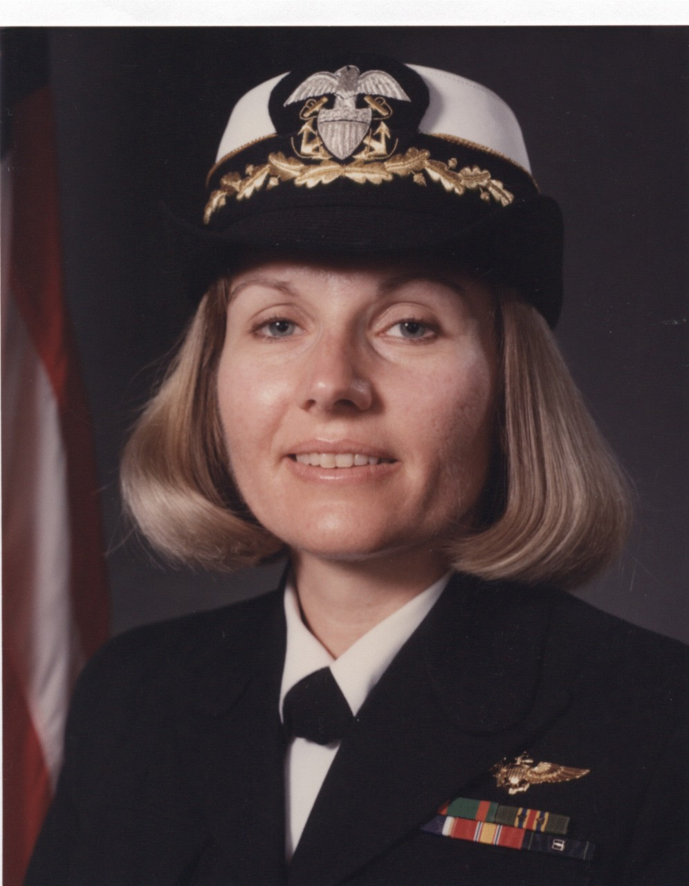 Captain Rosemary Mariner, USN (Retired), 1953 ─ 24 January 2019