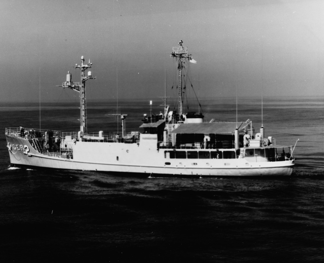 Off San Diego, California, 19 October 1967.