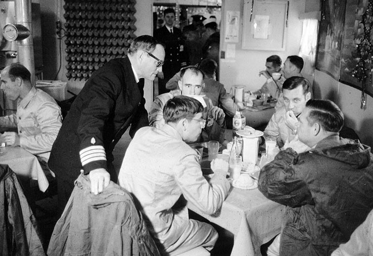 Repatriation of USS Pueblo Crew, December 1968