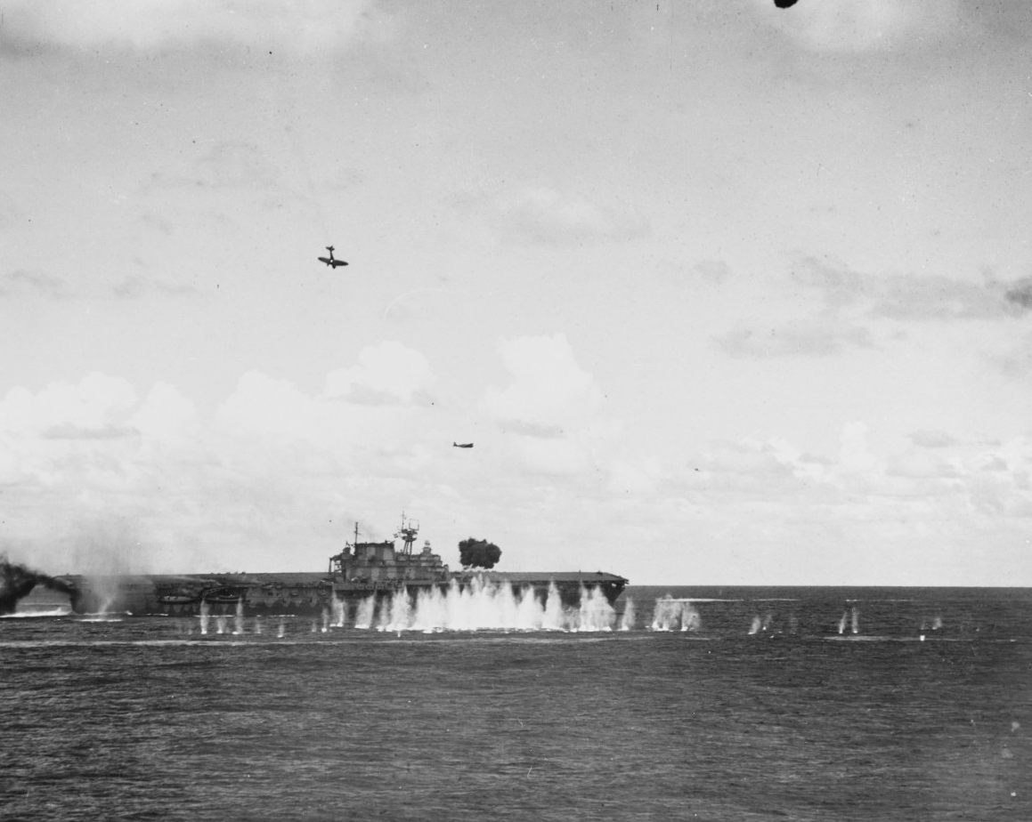 Battle of the Santa Cruz Islands, October 1942
