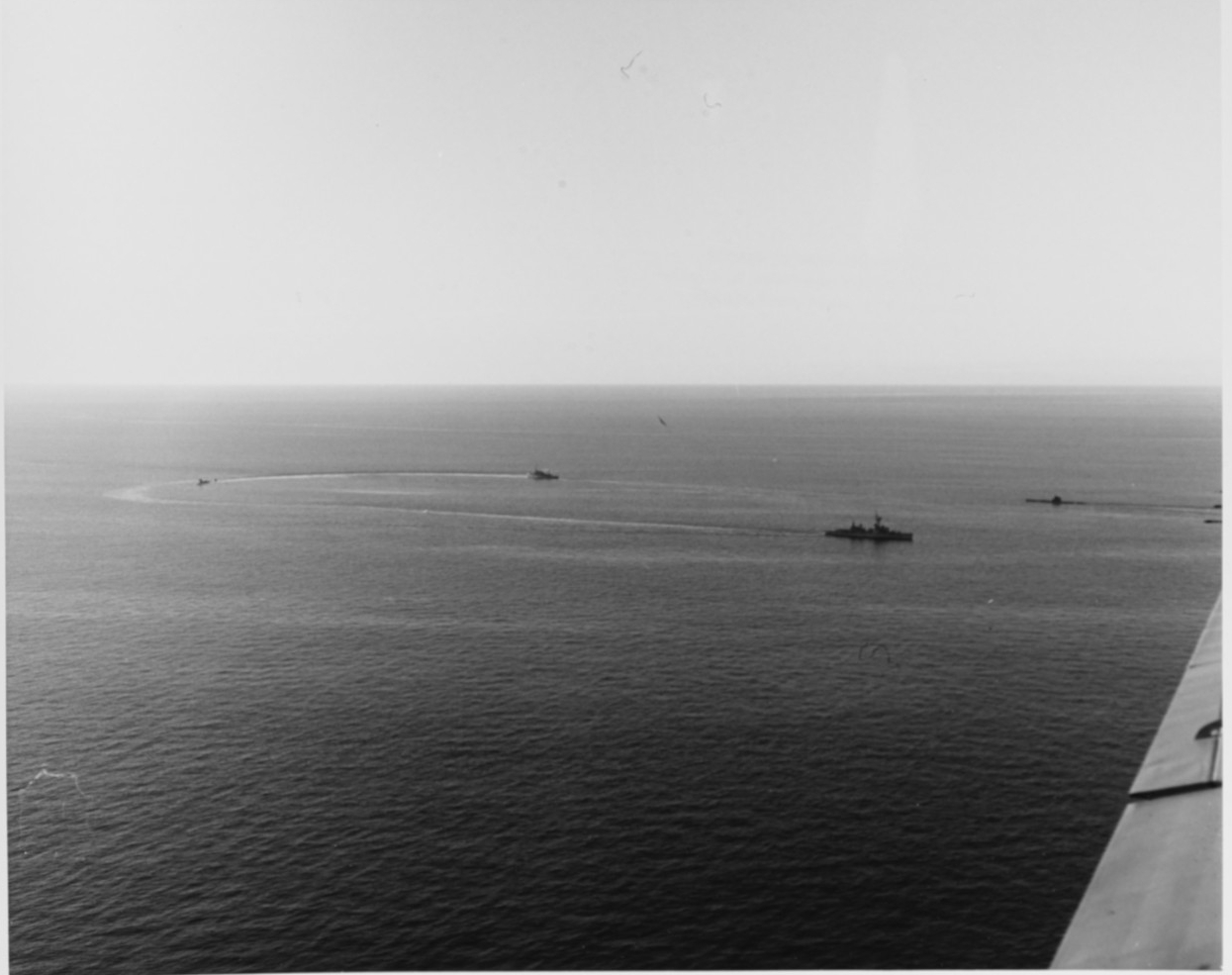 Photo #: NH 97555  Loss of USS Thresher (SSN-593), April 1963
