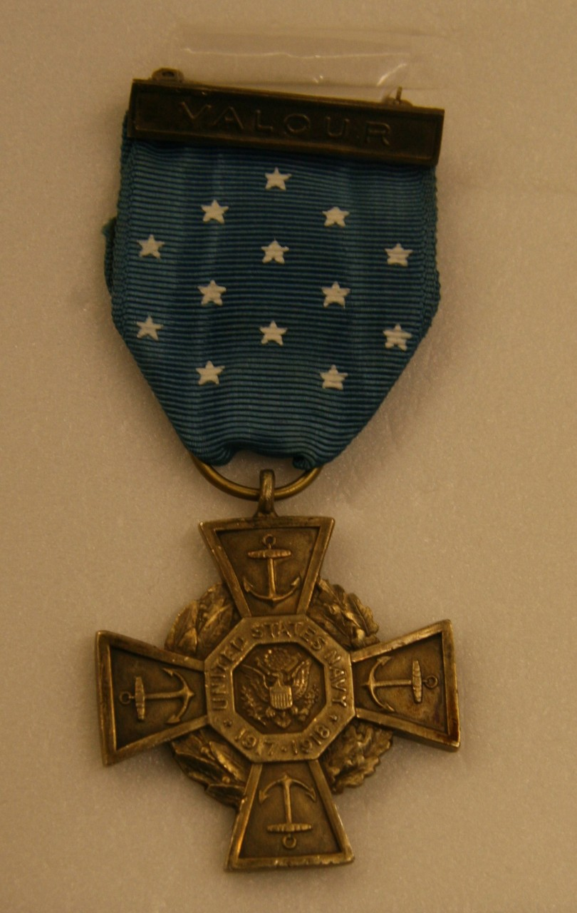 Weedon Osborne Medal of Honor front