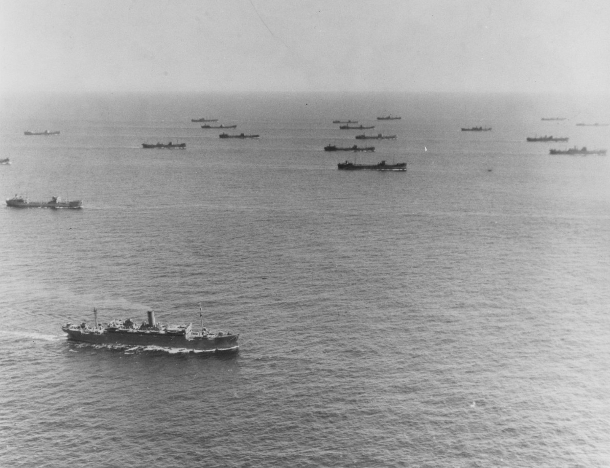 North Atlantic Convoy, 1942
